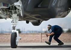 Getting low by Official U.S. Air Force, via Flickr