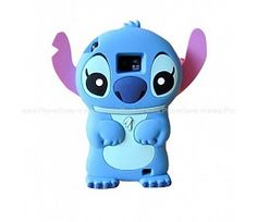 Stitch 3D hoesje voor Samsung Galaxy S2