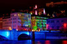 Festival of Lights in #Lyon #France