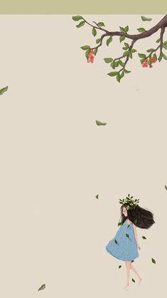 Ideas wallpaper iphone inicio for 2019 Cute Wallpaper Backgrounds, Cute Cartoon Wallpapers, Wallpaper Iphone Cute, Disney Wallpaper, Flower Wallpaper, Phone Backgrounds, Whatsapp Wallpaper, Anime Art Girl, Cartoon Art
