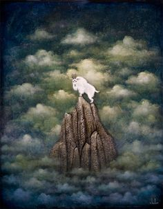 High-Rumination The Wild Kingdom is at Peace with artist Andy Kehoe
