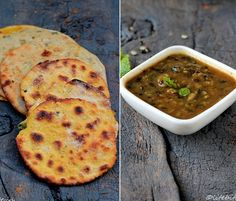 Missi Roti, Potato Kulchas and Panchmel Daal (Indian Breads + Five-Lentil Daal) Unique Recipes, Indian Food Recipes, Vegetarian Recipes Easy, Cooking Recipes, Missi Roti, My Favorite Food, Favorite Recipes, Comida India, Punjabi Food