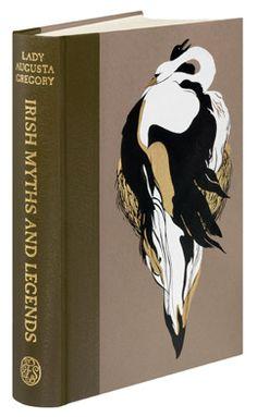 Irish Myths and Legends by Lady Augusta Gregory (Folio Society)