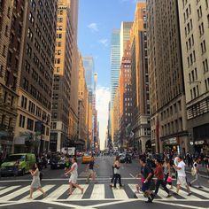 Little Town Shoes - zapiski o życiu w Nowym Jorku