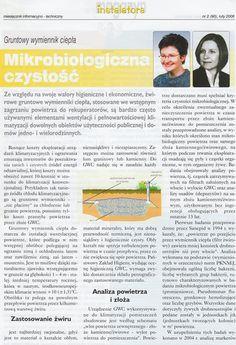 Mikrobiologiczna czystość GWC - Taniaklima