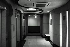 旧居留地 日本ビルヂング(内部)