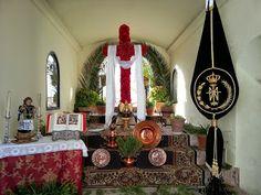 El Rincón Cofrade: Cadiz. Convocatoria para asistir a la Cruz de Mayo...