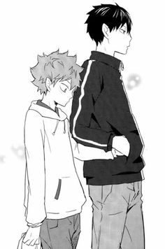 always together Kagehina