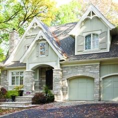 David Small Designs is an award winning custom home design firm. See a portfolio of our Mineola Cottage project