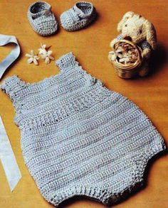 Croche pro Bebe: Bores en crochet