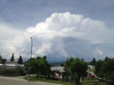 Cranbrook Storm that came through July 20, 2012