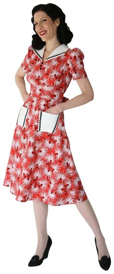 Check out the deal on Dixie at reVamp produces fine reproduction vintage clothing from the 1910s, 1920s, 1930s, 1940s & 1950s for m