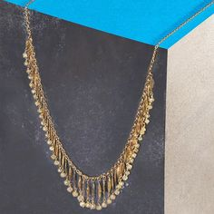 Book your tickets to #GoldsmithsFair! Week 1 opens this Tuesday > (Link in bio) Image: necklace by @luciegledhilljewellery #Jewellery #Jewelry #Design #Silver #Gold #necklace #chain