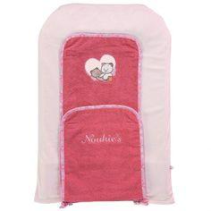 Matelas à langer avec 2 serviettes - Iris & Babette de Noukie's