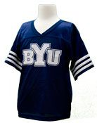I will wear that while walking around at BYU!!!!! Go Cougars!