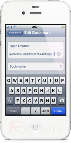 How To Open URLs In Google Chrome Instead Of Mobile Safari On iPhone And iPad Without Jailbreaking | Redmond Pie