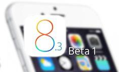 iOS 8.3 Beta 3 – Todas las Novedades del Último iOS de Apple
