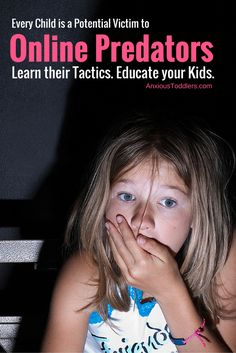 If your child uses a smart phone, tablet or computer - an online predator can find them. Does your child play Minecraft? Xbox Live? Have an Instagram, KiK or Snapchat account? Learn online predator tactics and educate your kids.