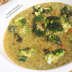 Puré de brócoli (DIET)
