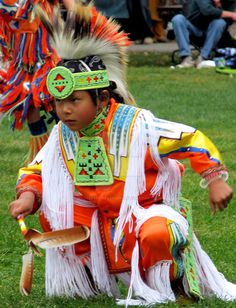 Native Grass Dancer by mastersphotography.deviantart.com on @DeviantArt - From the Queens University Pow Wow 2009