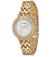 Kit Relógio Feminino Mondaine 83203LPMVDM1K1