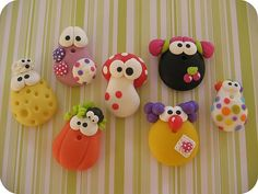 Clay Projects, Projects To Try, Squishy Store, Disney Garden, Clay Monsters, Diy And Crafts, Arts And Crafts, Clay Food, Pasta Flexible