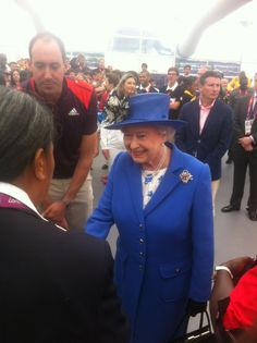 So awesome to see all the Royals out and about