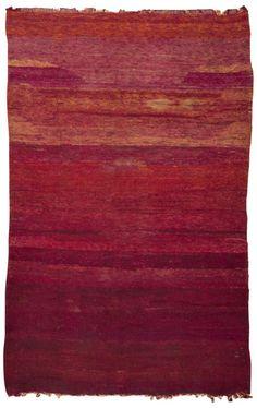 Modernist Rug - Vintage Carpet from Morocco #45388  http://nazmiyalantiquerugs.com/antique-rugs/moroccan-rugs-vintage-carpets/