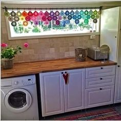 #acessórios #colorido #color #crochet #casa #croche #criatividade #cortina #casaecriatividade #decoração #decor #detalhe #diy #facil #flores #idéias #jardim #janela #jardimsuspenso #linha #simples