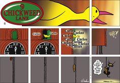 9 Chickweed Lane Comic Strip, January 01, 2017     on GoComics.com