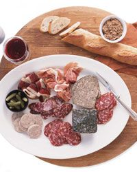 Charcuterie Plate - A Party Cure-All