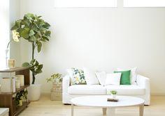 Use a criatividade para ampliar uma sala pequena