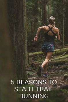 Not only is trail running fun, but it is surprisingly more beneficial than traditional road running, and in more ways than one.