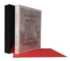Alexander McQueen. Working Process Limited Edition 100 copies: Amazon.co.uk: Alexander McQueen: Books