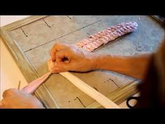 Making a Rectangle Toothbrush Rug – Braided Rugs Rag Rug Diy, Rag Rugs, Toothbrush Rug, Sonicare Toothbrush, Diy Locker, Rag Rug Tutorial, Braided Rugs, Fabric Strips, Recycled Crafts