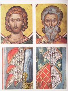 Фрески. Греция (альбом) | VK Orthodox Icons, Fresco, Vignettes, Saints, Painting, Art, Art Background, Fresh, Painting Art