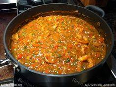 Shrimp Etouffee recipe with photos