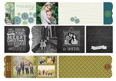 2012 ORNATE CARDS {SET 1} » SP Design