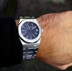 Audemars Piguet Royal Oak 15300 Blue Dial