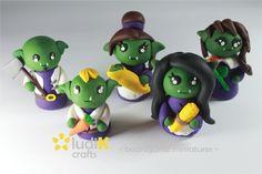 Agricola custom Orc family