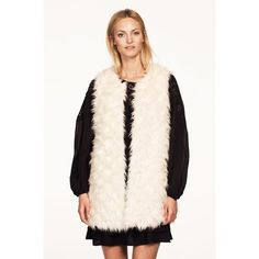Chaleco Fur Coat, Club, Lifestyle, Jackets, Fashion, Sweater Vests, Tents, Down Jackets, Moda