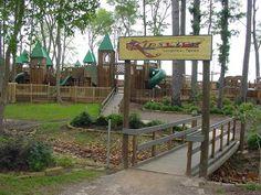 Kidsview Playground by Longview Texas, via Flickr