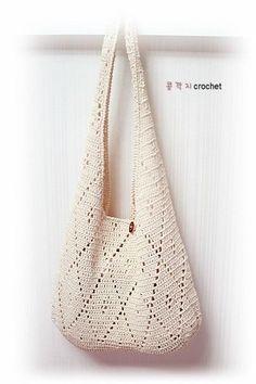 Hand Crochet, Hand Knitting, Knit Crochet, Crochet Handbags, Crochet Purses, Sewing Patterns, Crochet Patterns, Handmade Bags, Sewing Hacks