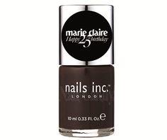 Nails Inc Marie Claire 25th Anniversary Nail Polish - Nail Candy 101