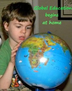 Global Education Begins at Home: 5 Tips to Raise World Citizens on Multicultural Kid Blogs