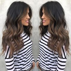 2017's Biggest Hair Color Trend: Lee is responsible for this take, a slightly cooler — but still neutral in tone — version of aubrown. It's perfect for those with dark hair that can't be bothered with touch-ups. ...