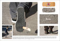 Here is a smart Guerrilla Marketing idea – Modern Shoe Hospital