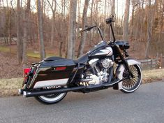 2007 OLD SCHOOL ROAD KING | Gastonia Used Motorcycles for Sale | The Bike Exchange
