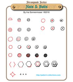 Nuts and Bolts by Ina Sonnenmoser