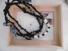 ethnic necklace handmade